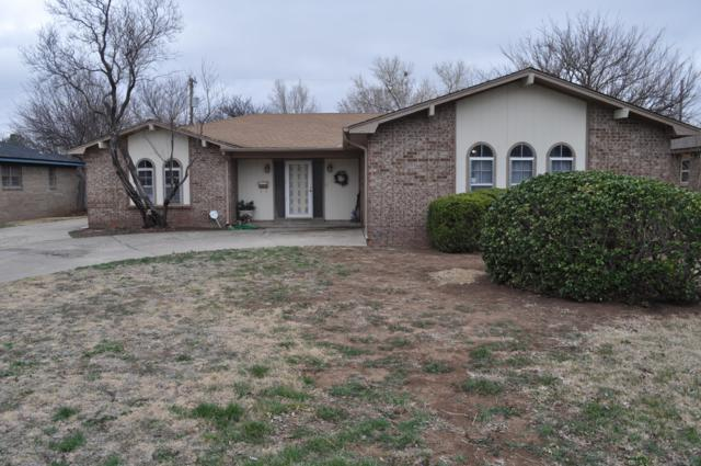 5707 48TH Ave, Amarillo, TX 79109 (#19-1667) :: Elite Real Estate Group