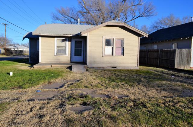 801 Virginia St S, Amarillo, TX 79106 (#19-1694) :: Elite Real Estate Group