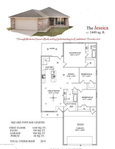 4914 Hicks St, Amarillo, TX 79118 (#19-1786) :: Elite Real Estate Group