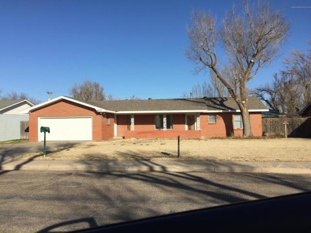 617 Haney St, Spearman, TX 79081 (#19-1879) :: Lyons Realty