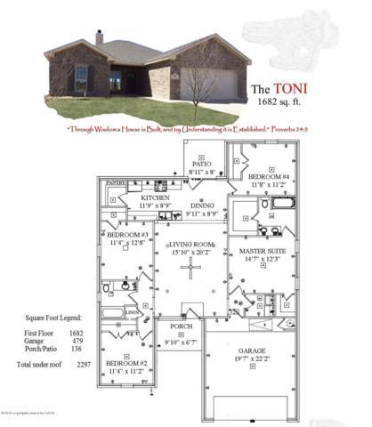 9954 Remington Rd, Canyon, TX 79015 (#19-1881) :: Elite Real Estate Group