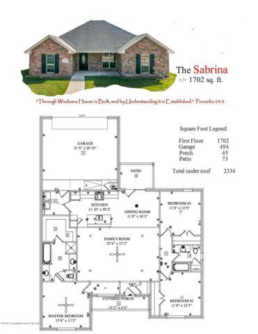 9874 Remington Rd, Canyon, TX 79015 (#19-1882) :: Elite Real Estate Group