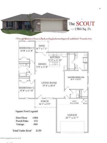 9994 Remington Rd, Canyon, TX 79015 (#19-1883) :: Elite Real Estate Group