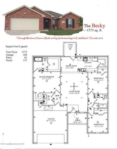 10034 Remington Rd, Canyon, TX 79015 (#19-1884) :: Elite Real Estate Group