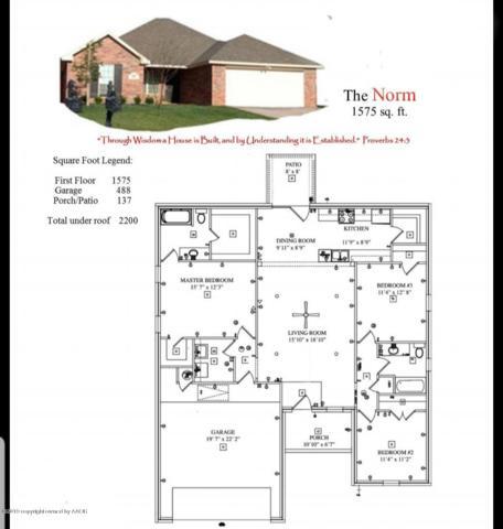 10074 Remington Rd, Canyon, TX 79015 (#19-1885) :: Elite Real Estate Group