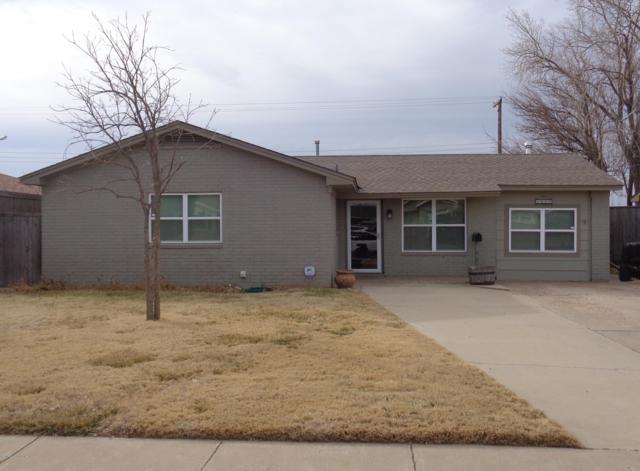 4410 33RD Ave, Amarillo, TX 79103 (#19-1891) :: Elite Real Estate Group