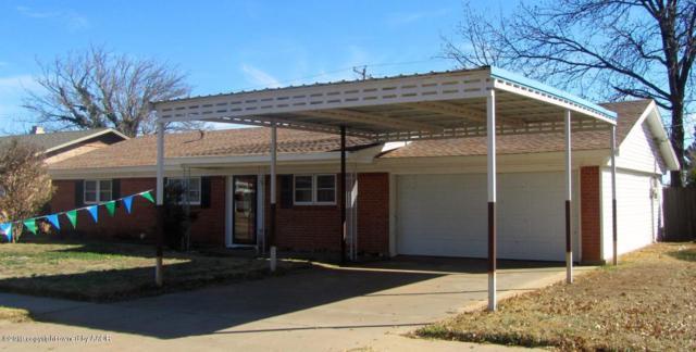 1902 Palo Duro, Memphis, TX 79245 (#19-1917) :: Elite Real Estate Group