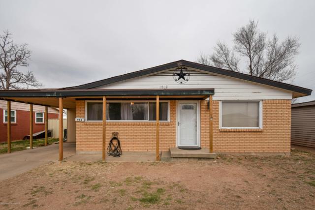 402 Cedar Ave, Dumas, TX 79029 (#19-2117) :: Elite Real Estate Group