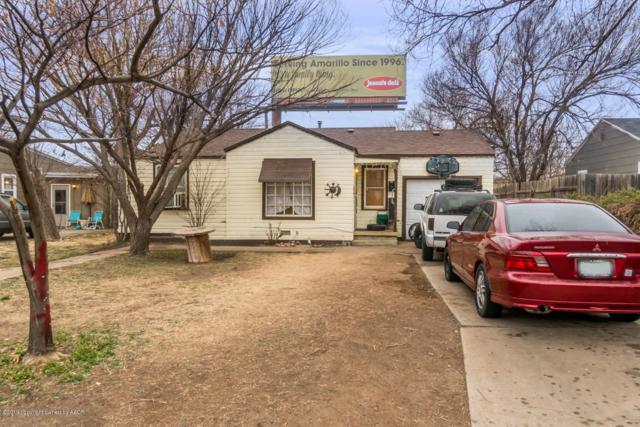 1814 Austin St, Amarillo, TX 79109 (#19-2141) :: Elite Real Estate Group