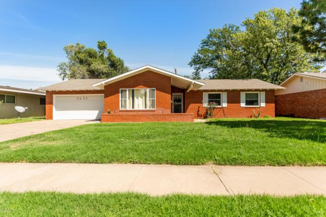2422 Christine St, Pampa, TX 79065 (#19-2227) :: Elite Real Estate Group