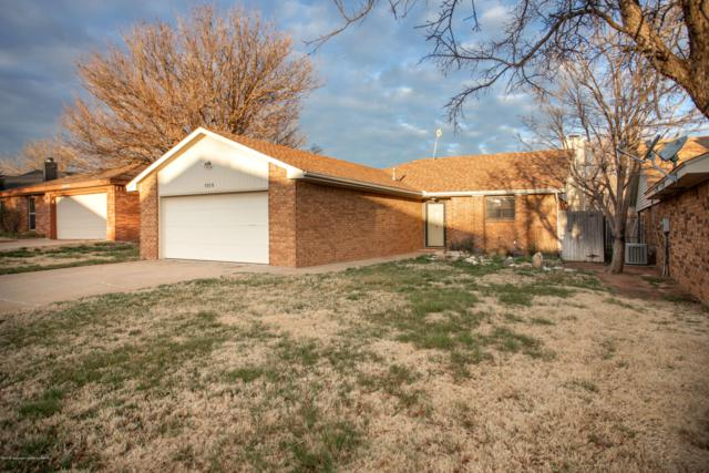 1109 Montclair Dr, Amarillo, TX 79124 (#19-2231) :: Elite Real Estate Group