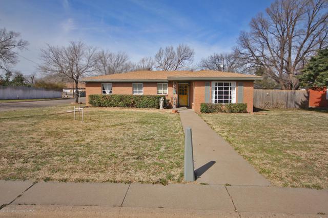 3516 Austin St, Amarillo, TX 79109 (#19-2374) :: Elite Real Estate Group