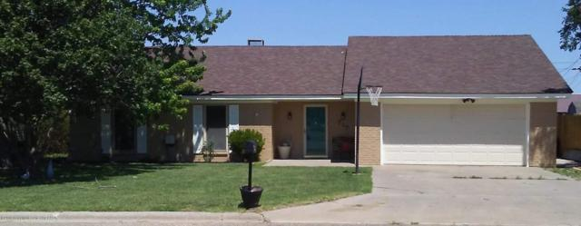 707 Wilbanks, Spearman, TX 79081 (#19-2446) :: Lyons Realty
