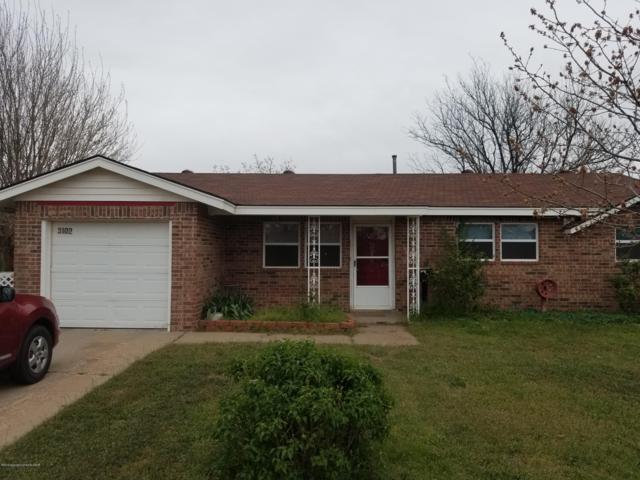 3102 Magnolia St, Amarillo, TX 79107 (#19-2917) :: Elite Real Estate Group