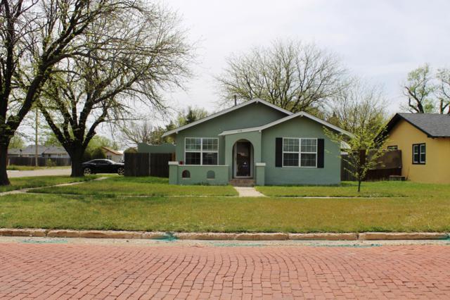 1110 7TH Ave, Canyon, TX 79015 (#19-2976) :: Lyons Realty