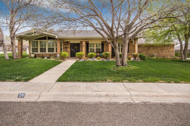26 Fairway Dr, Canyon, TX 79015 (#19-3013) :: Lyons Realty