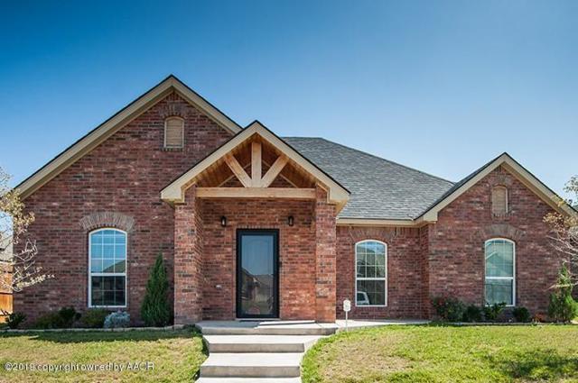 7407 Kodiak Ave, Amarillo, TX 79118 (#19-3024) :: Edge Realty
