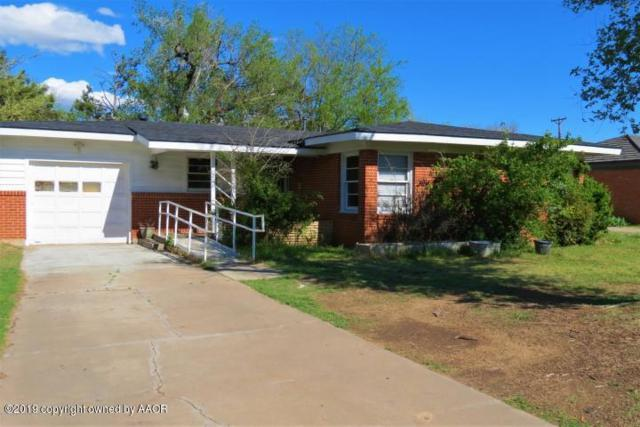 3713 Lenwood Dr, Amarillo, TX 79109 (#19-3967) :: Keller Williams Realty