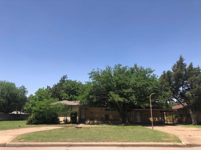 1509 El Paso St, Wellington, TX 79095 (#19-3978) :: Keller Williams Realty