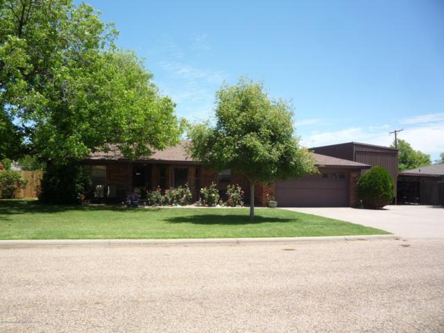 407 Romero St, Fritch, TX 79036 (#19-4233) :: Elite Real Estate Group
