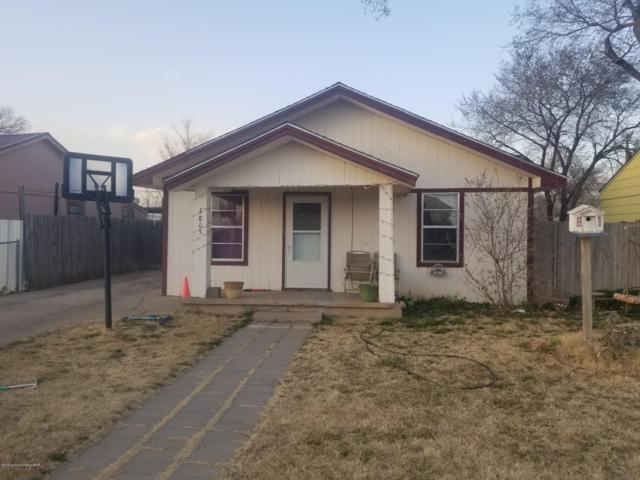 3805 14TH Ave, Amarillo, TX 79104 (#19-4258) :: Lyons Realty