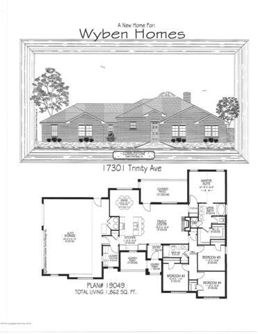 17301 Trinity Ave, Bushland, TX 79012 (#19-4493) :: Keller Williams Realty