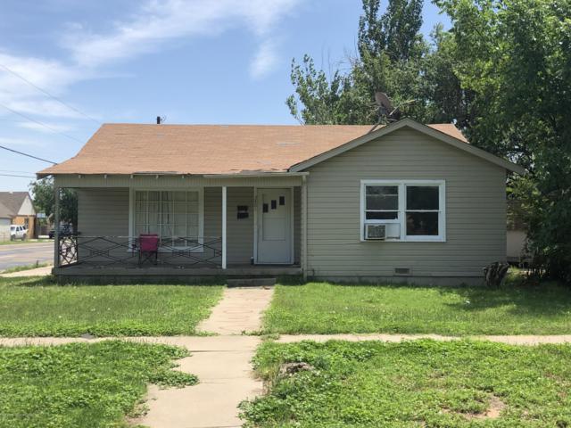 3401 Van Buren St, Amarillo, TX 79109 (#19-4545) :: Edge Realty