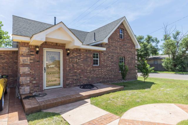 2511 Garfield, Amarillo, TX 79103 (#19-4660) :: Elite Real Estate Group