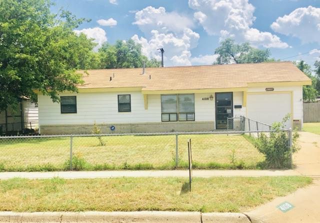 4108 29TH Ave, Amarillo, TX 79103 (#19-4825) :: Elite Real Estate Group