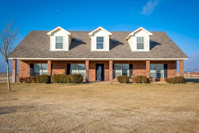 17500 White Wing Rd, Canyon, TX 79015 (#19-503) :: Edge Realty