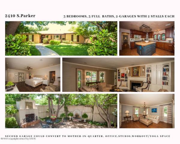 2410 Parker St, Amarillo, TX 79109 (#19-5198) :: Lyons Realty
