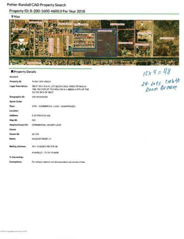0 St Francis Ave, Amarillo, TX 79108 (#19-543) :: Big Texas Real Estate Group