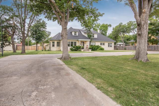 1401 Russell St, Pampa, TX 79065 (#19-5621) :: Elite Real Estate Group