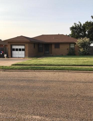1816 Boyd St, Borger, TX 79007 (#19-6051) :: Lyons Realty