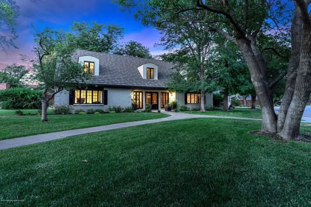 3429 Danbury Dr, Amarillo, TX 79109 (#19-6713) :: Elite Real Estate Group