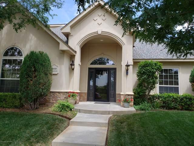 4610 Cape Verde Ct, Amarillo, TX 79119 (#19-6716) :: Elite Real Estate Group