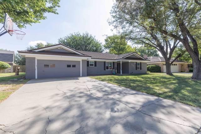 3729 Rutson Dr, Amarillo, TX 79109 (#19-6721) :: Elite Real Estate Group