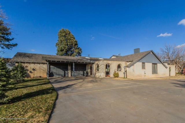 903 5TH Ave, Canyon, TX 79015 (#19-673) :: Keller Williams Realty