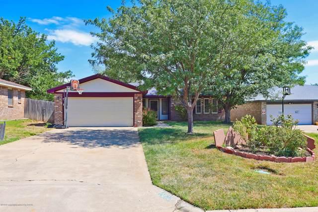 5207 Shores Ct, Amarillo, TX 79110 (#19-6737) :: Elite Real Estate Group