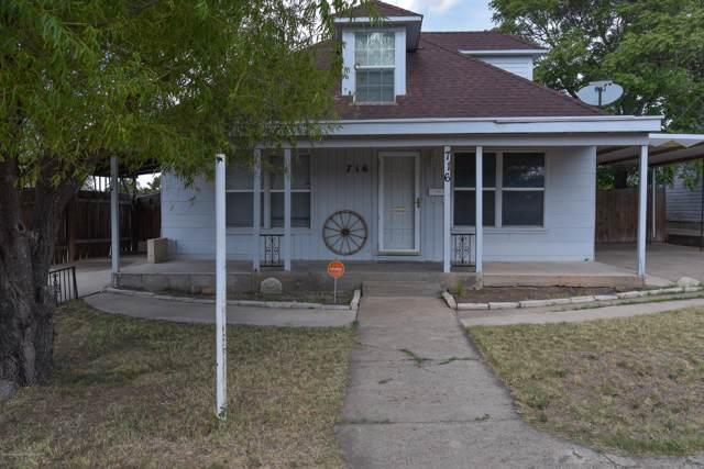 716 Magnolia St, Pampa, TX 79065 (#19-6766) :: Elite Real Estate Group