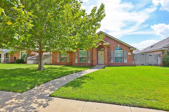 2105 60TH Ave, Amarillo, TX 79118 (#19-6783) :: Keller Williams Realty