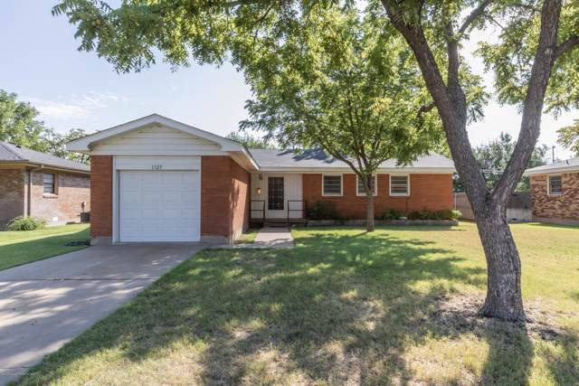 1325 Parr St, Amarillo, TX 79106 (#19-6799) :: Lyons Realty
