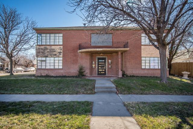1201 11th #3 Ave SW, Amarillo, TX 79101 (#19-680) :: Keller Williams Realty