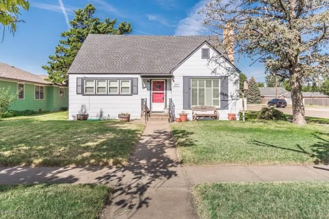602 Beard St, Dumas, TX 79029 (#19-6843) :: Elite Real Estate Group