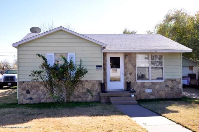 501 44TH Ave, Amarillo, TX 79116 (#19-6849) :: Elite Real Estate Group