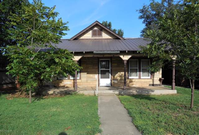 404 Main St, Shamrock, TX 79079 (#19-6854) :: Live Simply Real Estate Group