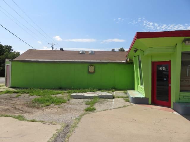 2222 Canyon Dr, Amarillo, TX 79109 (#19-6871) :: Elite Real Estate Group