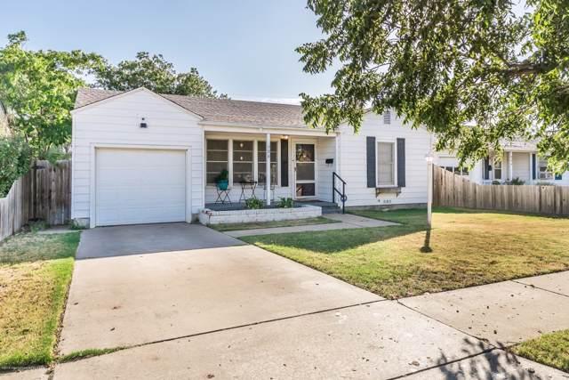 708 Bradley, Pampa, TX 79065 (#19-6951) :: Lyons Realty