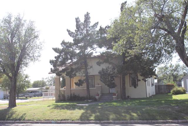 501 Park Ave, Panhandle, TX 79068 (#19-6958) :: Lyons Realty