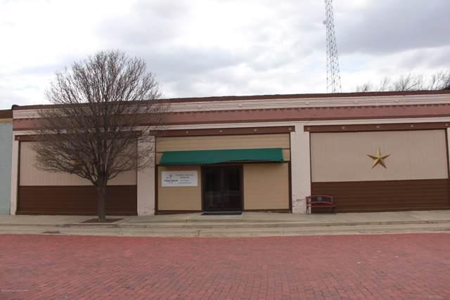 105 Main St, Panhandle, TX 79068 (#19-6959) :: Lyons Realty
